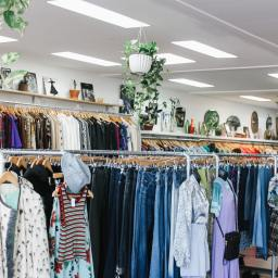 'I'm coming out': confessions of a charity shop lover