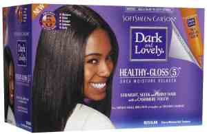 Relaxer: Also known as creamy crack because you keep coming back to keep those kinks away!