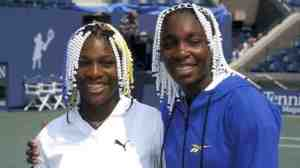 Williams sisters: Champions and truly inspiration but the beads!!
