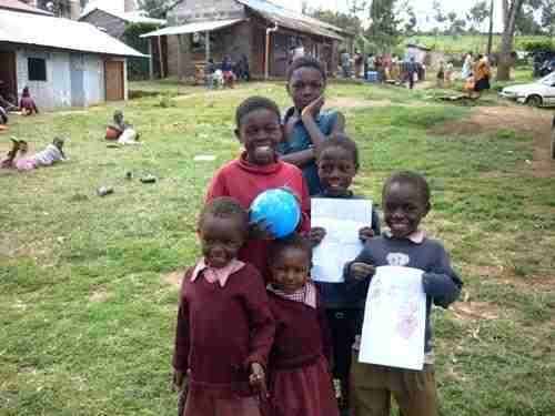 Beautiful children: Here are some of the children that have been supported by MSCP.