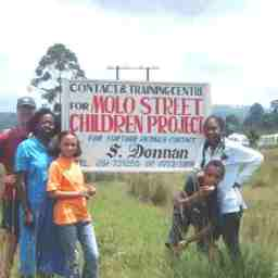 Thrifty Afropolitan Meets… The Molo Street Children Project