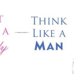 Eat like a lady, NOT like a man!