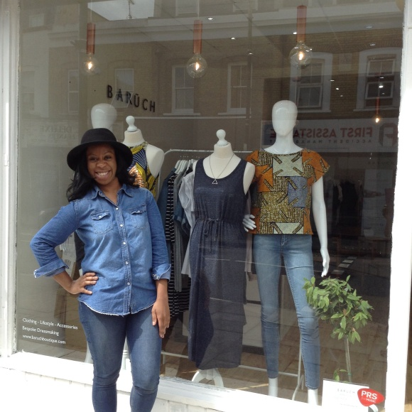 Check out Baruch boutique in East London