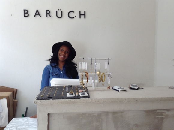 Welcome! Owner and designer at Baruch boutique