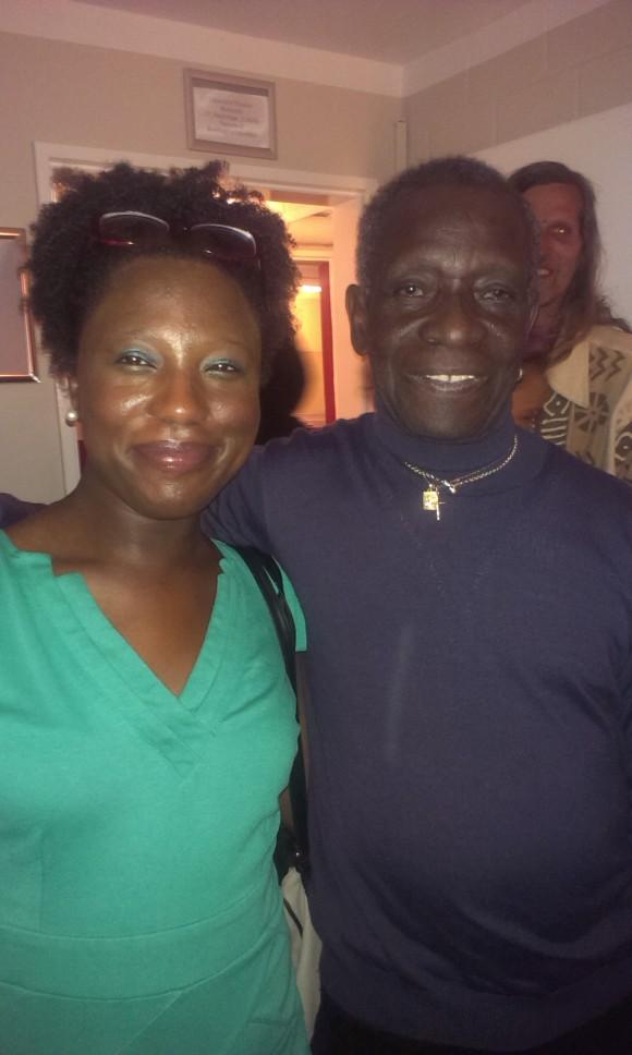 Awestruck: Sir Tony Allen, Afrobeat legend and I